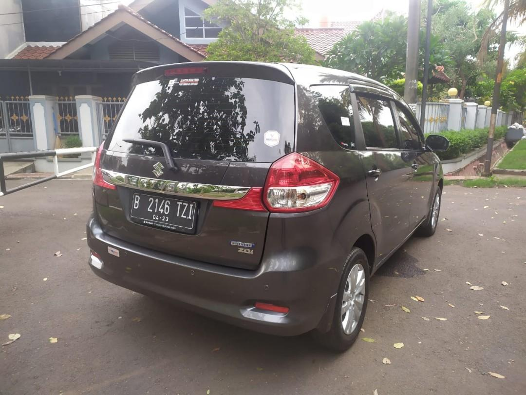 Suzuki Ertiga Diesel Hybrid 1.2Turbo 2017 MT..Abu Metalic
