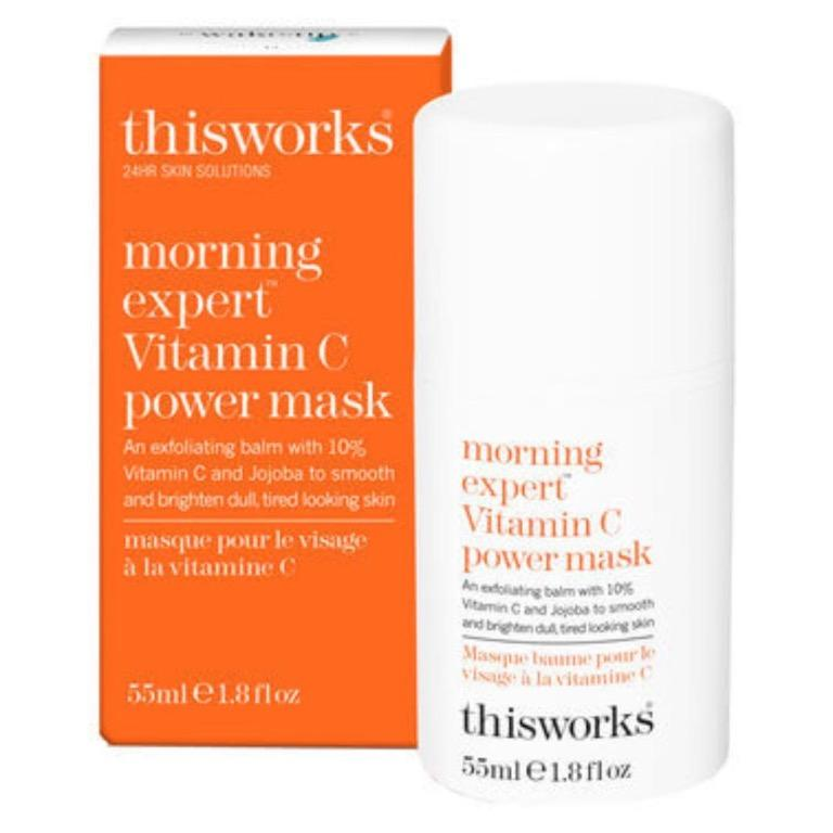 THIS WORKS Morning Expert Vitamin C Power Mask RRP$77