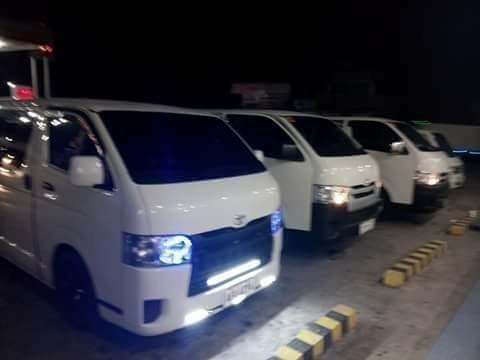 Rent A Car Tourist bus rental Van Rental in Manila Phillipines