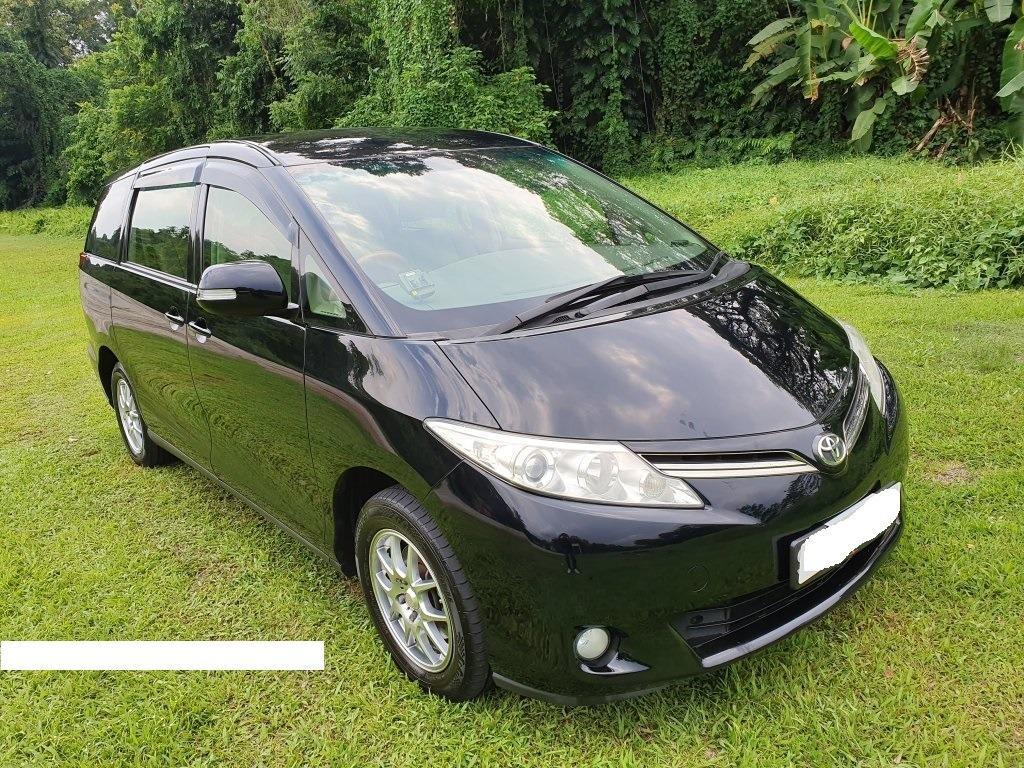 Toyota Previa 2.4 Super Deluxe 7-Seater Elegance Auto