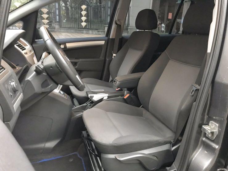 限時特價Zafira b 1.8家庭號七人座休旅車,可分期輕鬆擁有