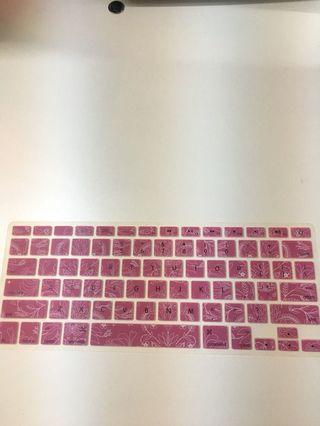 MacBook keyboard pad