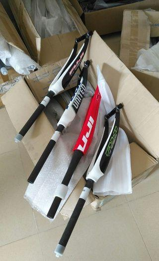 FUJI road bike cycling 🚴♀️ fork / all new / weight 450g