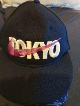 東京耐吉帽