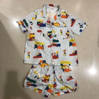 Snoopy pajamas set 睡衣套裝 #出清2019