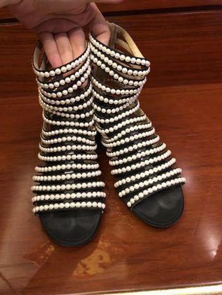 chanel正品女鞋
