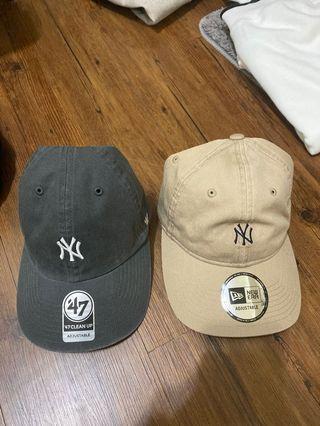 帽子 洋基正版