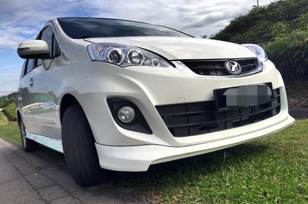 2015 Perodua ALZA 1.5 SE (A) B/L LOAN KEDAI DP 3-5K