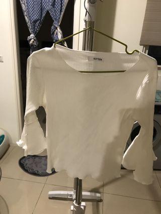 百搭白色上衣(怎麼搭都好看😍)