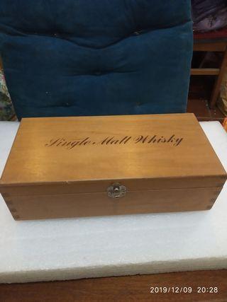 漂亮木盒子