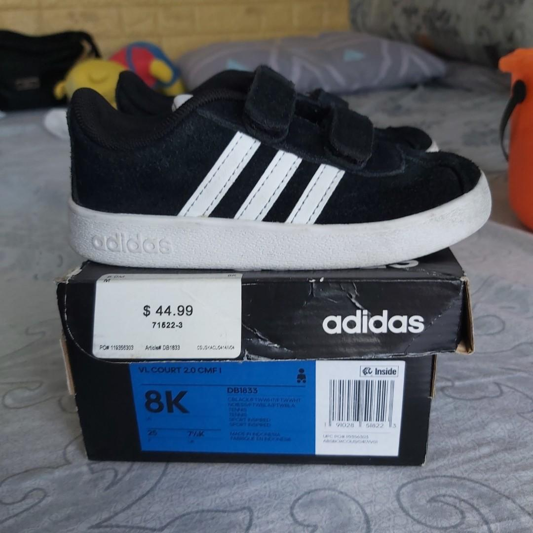 Consistente Soportar ojo  Adidas Kids Shoes for Boys, Babies & Kids, Boys' Apparel, 1 to 3 Years on  Carousell