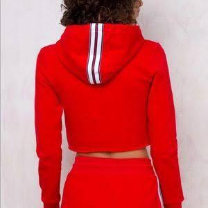 Authentic I.AM.GIA Delevingne Sweater Red (top only)