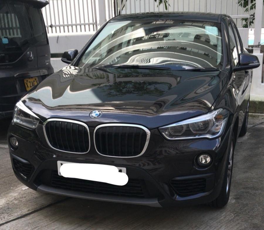 BMW X1 SDrive18IA 2018