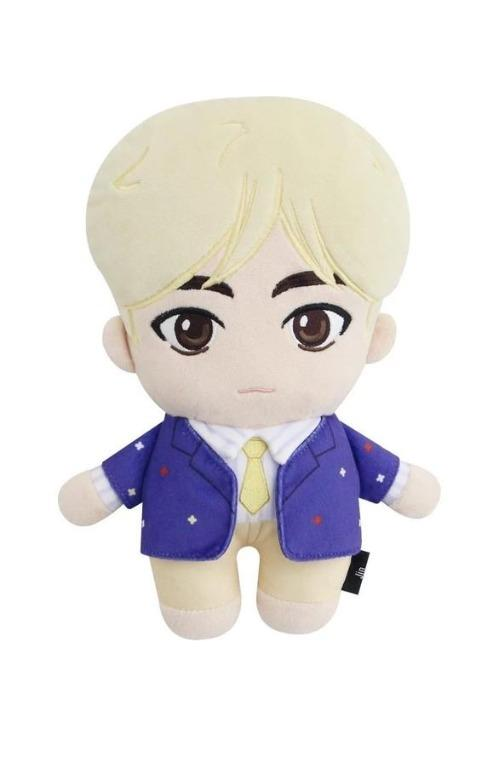 BTS POP-UP HOUSE OF BTS Official MD CHARACTER FLAT CUSHION