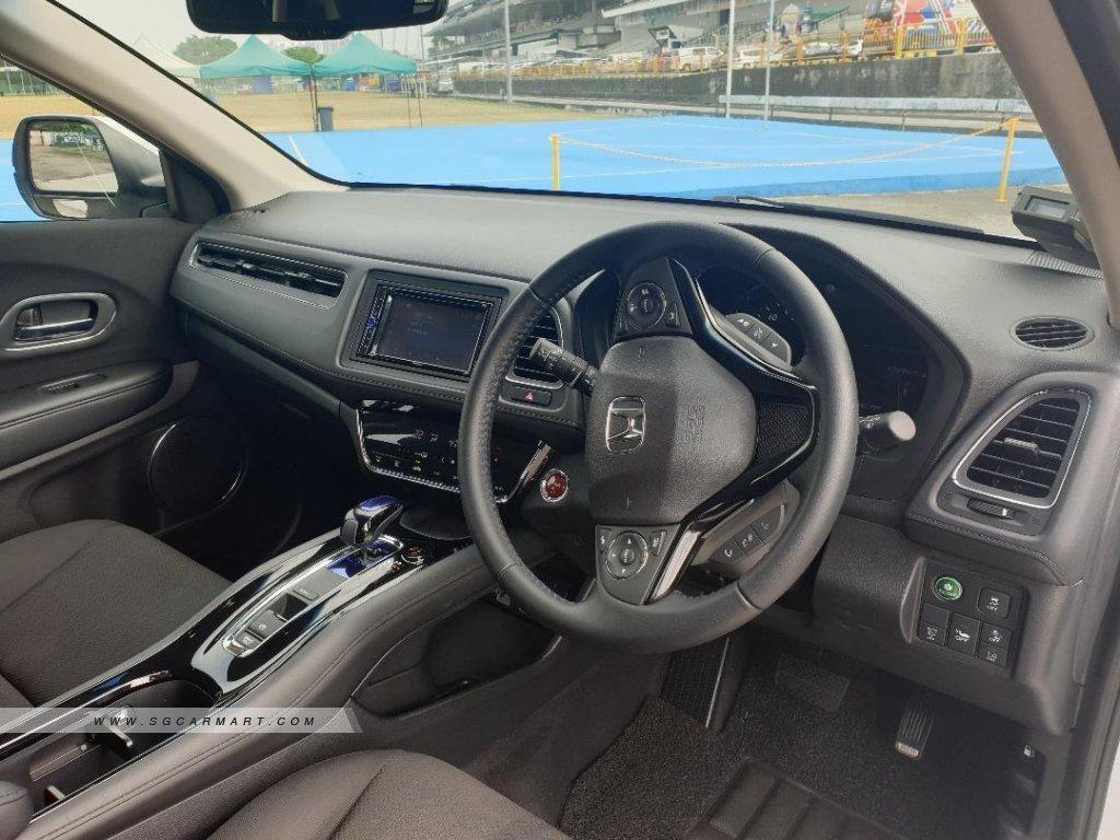 Cheapest Long Term Rental - Honda Vezel Hybrid 1.5A