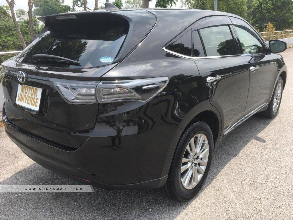 Cheapest Long Term Rental - Toyota Harrier 2.0A