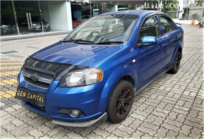 Chevrolet Aveo 1.4A @ Cheapest rental! Only $500 drive away!