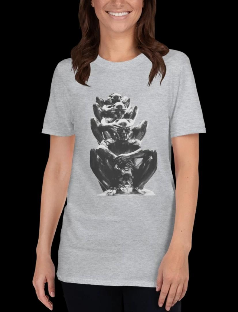 Do You Hear? See? Or Speak Evil? TeeShirt by Designs By You