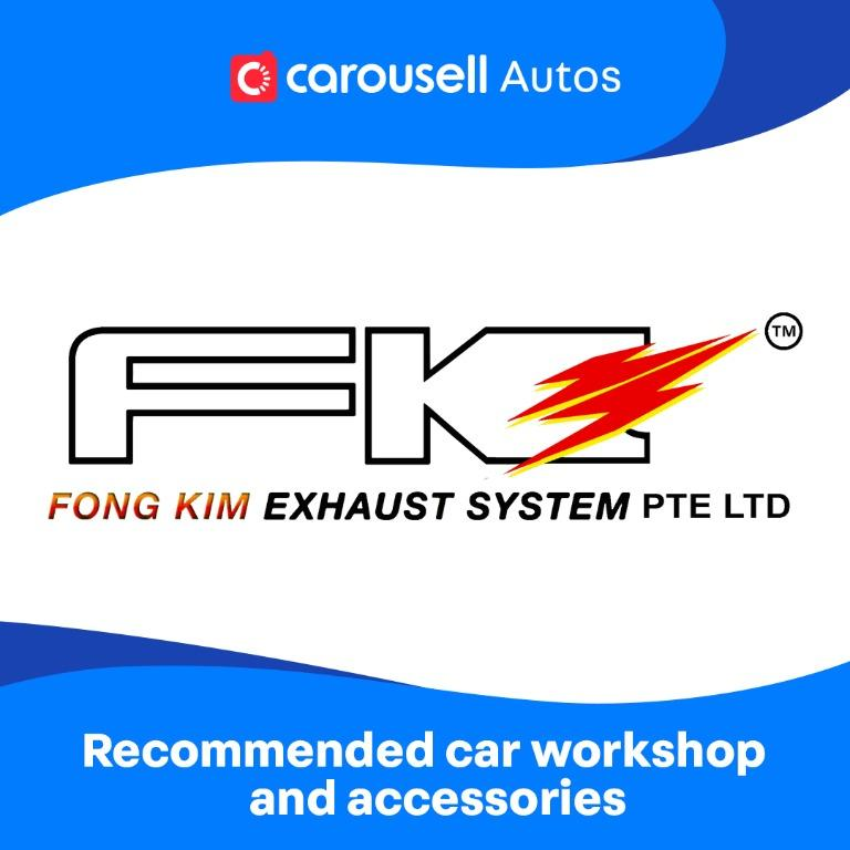 Fong Kim Exhaust System - Recommended car workshop and accessories