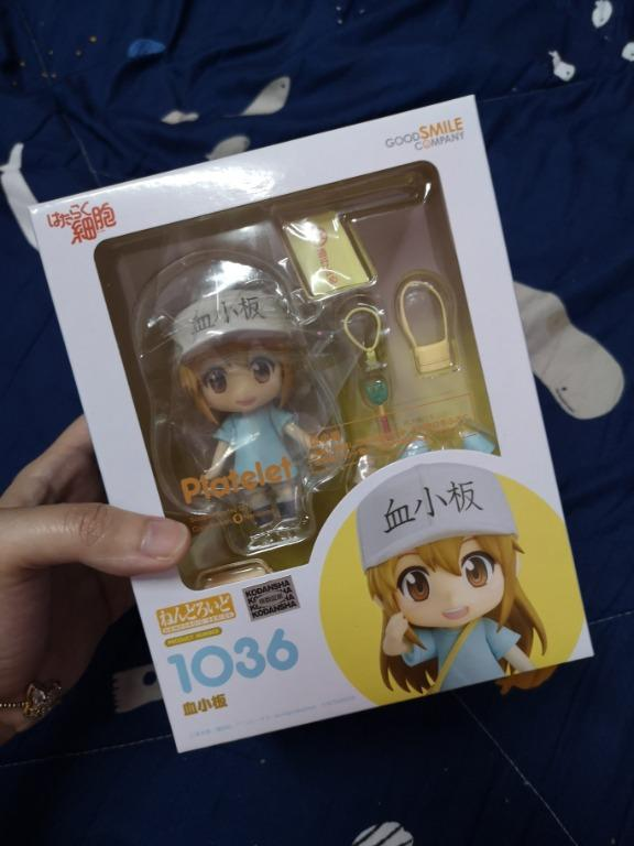 Hataraku Saibou / Cells at Work : Platelet Nendoroid Nendo [ OFFICIAL ]