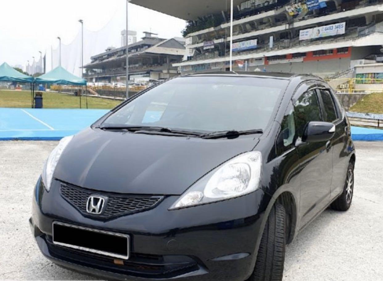Honda Fit @$320 Weekly