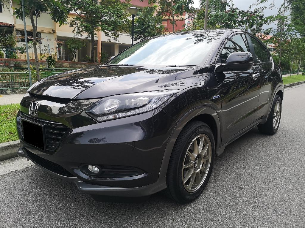 Honda Vezel Hybrid For rent