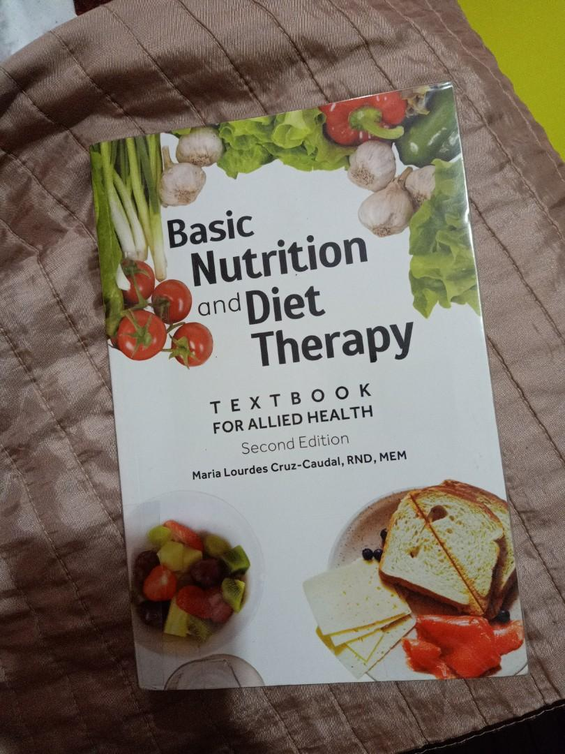 Nursing book Basic Nutrition and Diet Therapy Textbook 2nd Edition
