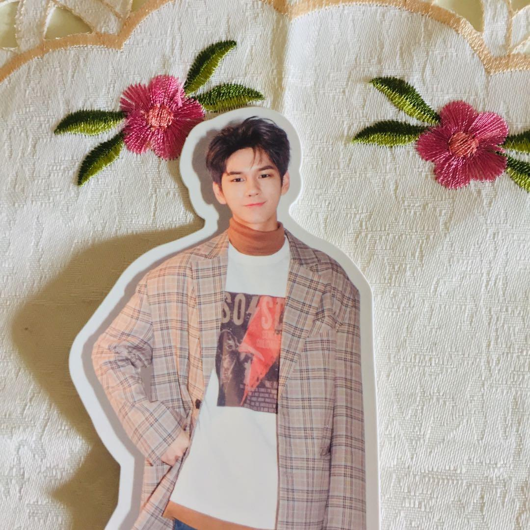 [OFFICIAL] WANNA ONE ONG SEONGWOO STANDEE NOTHING WITHOUT YOU