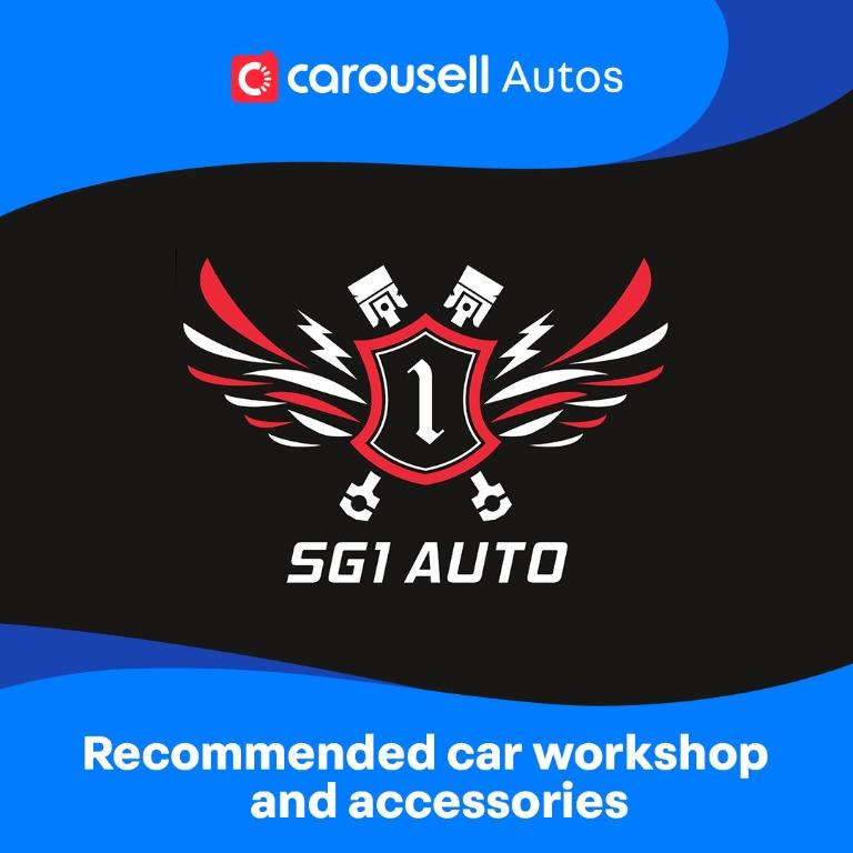 SG1 Auto - Recommended car workshop and accessories