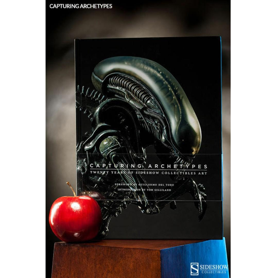 Sideshow Collectibles Capturing Archetypes 2014 Art Book Hardcover