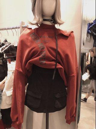 正韓設計家兩件式上衣