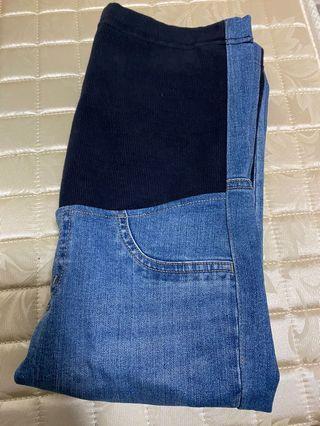 Uniqlo 孕婦牛仔褲