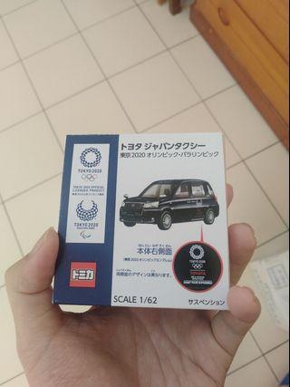 東京奧運計程車