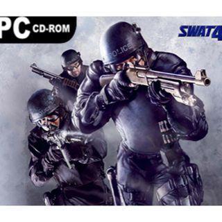 Pc- Swat 4 Offline With DVD