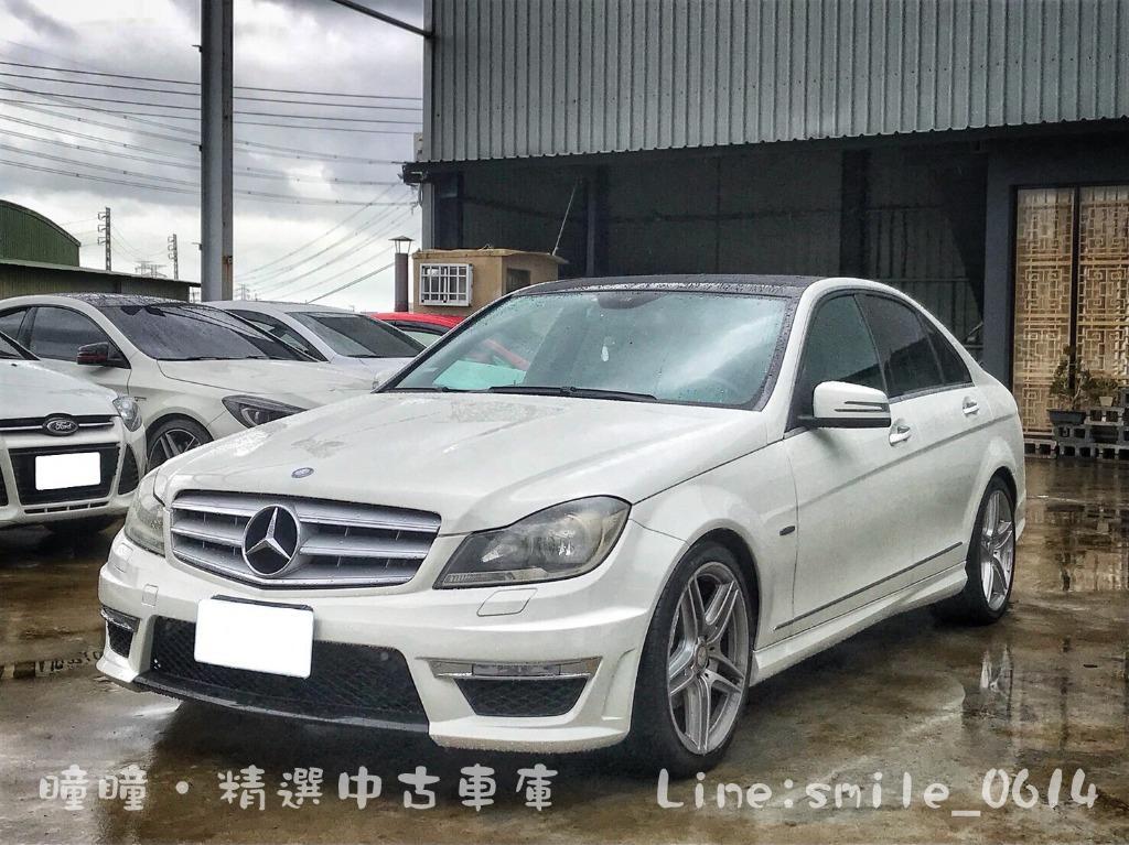 2011年 C250 白 1800cc