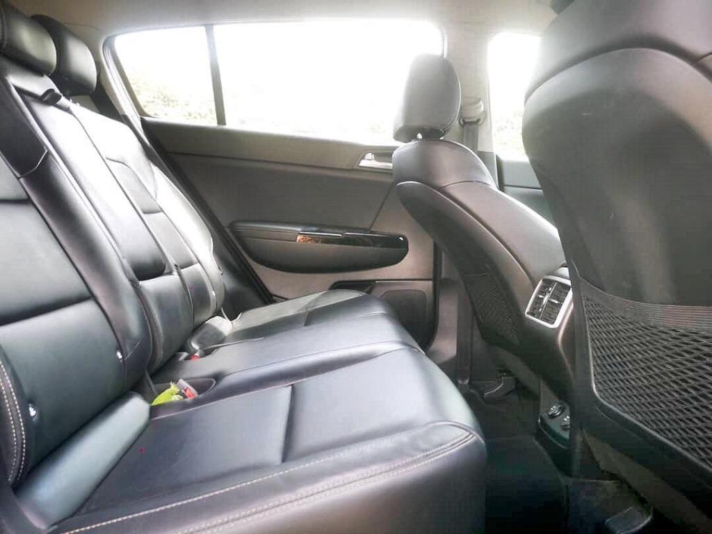 2017 Kia SPORTAGE 2.0 GT (A) B/L LOAN KEDAI DP 3-5K