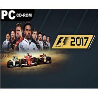 Pc- F1 2017-Digital Download