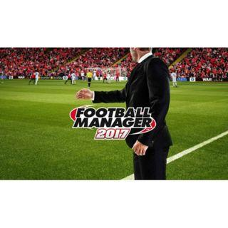 Pc- Football Manager 2017 Offline With DVD