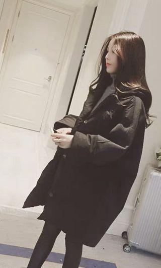 🔥庫存出清M號🔥冬季韓版大衣外套
