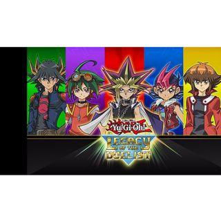 Pc- Yu-Gi-Oh! Legacy of the Duelist with DVD