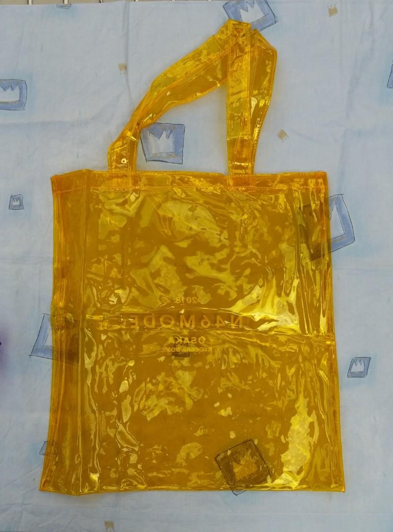 乃木板46 透明Tote Bag