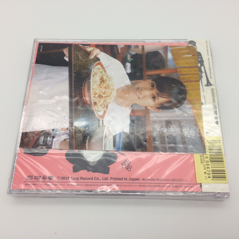 清貨蝕讓 AKB48 Give me five Type A CD DVD 日本版 附生寫真2枚 前田敦子