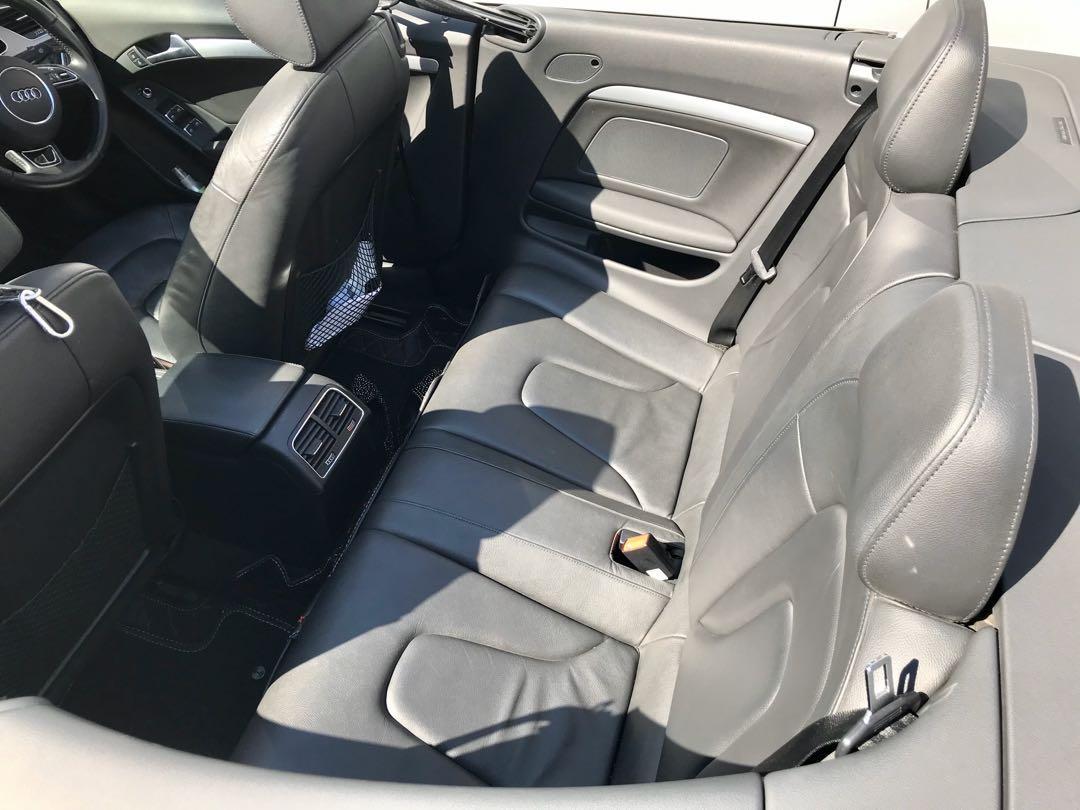 AUDI A5 1.8T CAB 2012