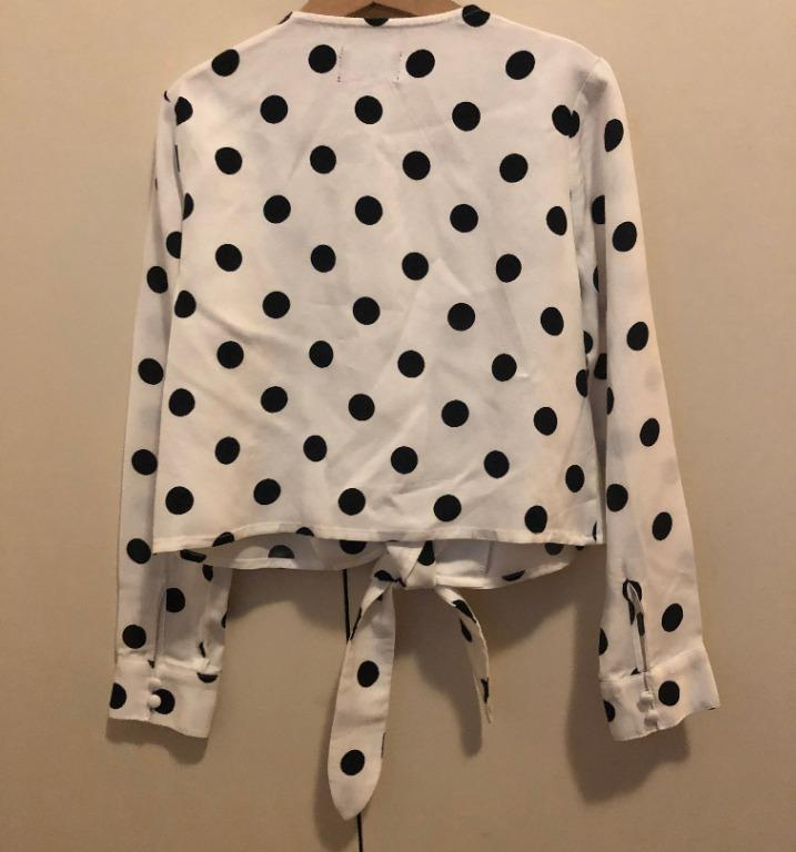 Bardot Junior, Girl Size 7, Blouse Brand New with Tags