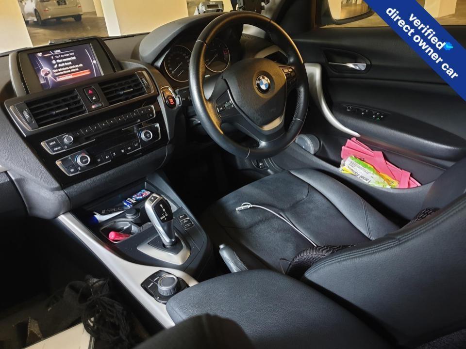 BMW 116D 5DR Hatchback DSC LED Auto