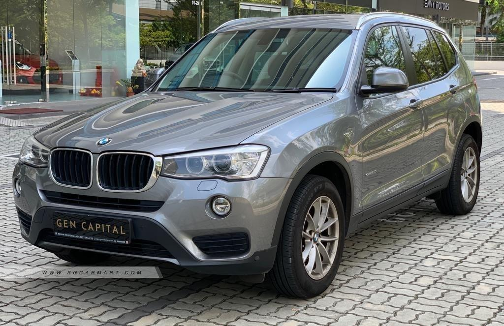 BMW X3 @ Most affordable rates! Just $500 to drive off!