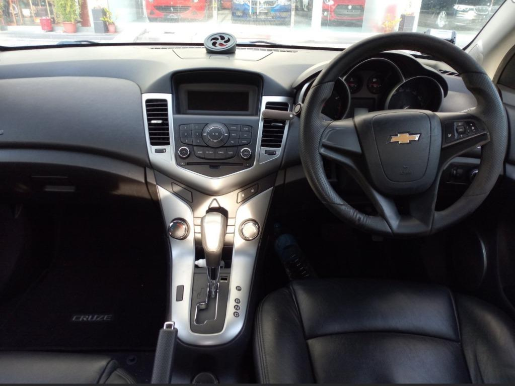 Chevrolet Cruze 1.6A @ Cheapest rental! Only $500 drive away!