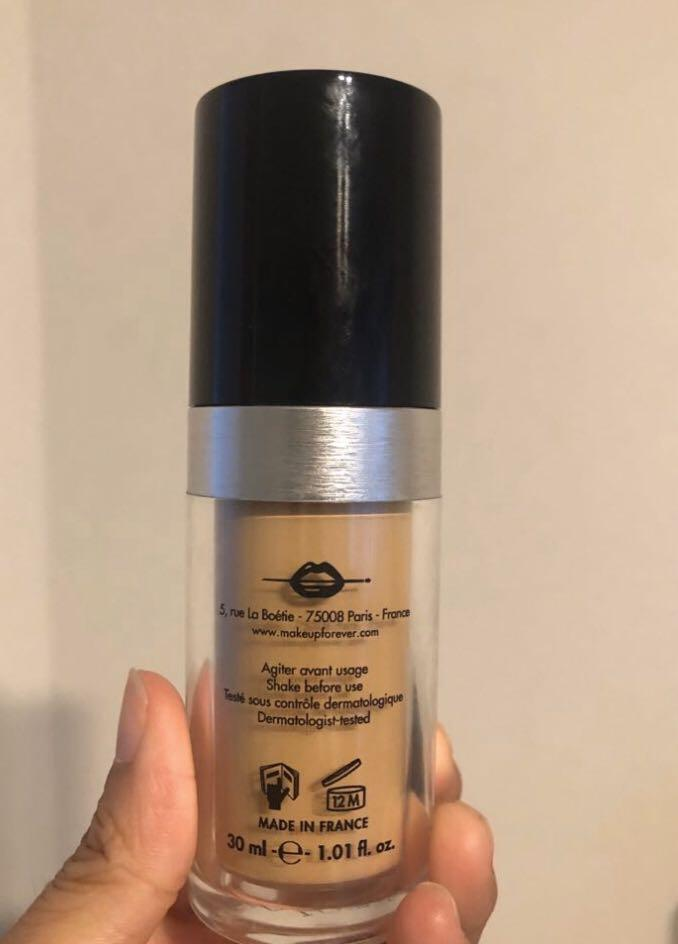[Clearance] MAKE UP FOR EVER Ultra HD Invisible Cover Foundation Y255
