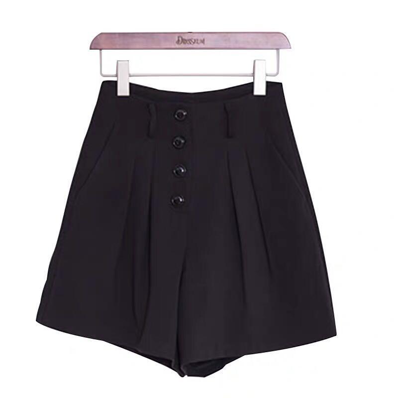 從前從前/Dresseum 皮諾丘奇遇高腰單排扣短褲