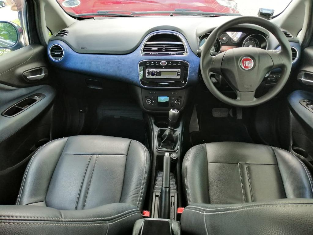 Fiat Punto Evo 1.4A @ Many other models available, comfortable rates!